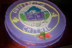 1st Anniversary Day Cake