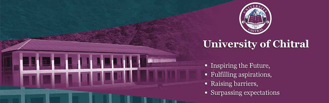 University of Chitral Admissions